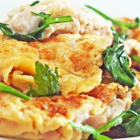 Omelette Foo yong
