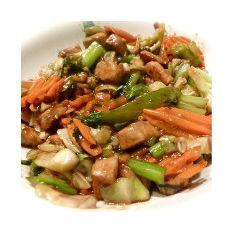 Porc chop suey