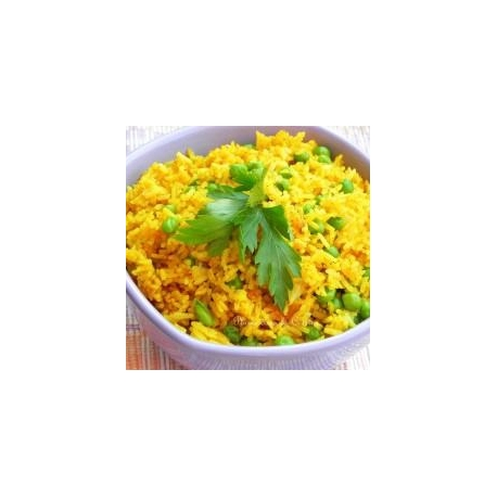 Riz cantonais au curry