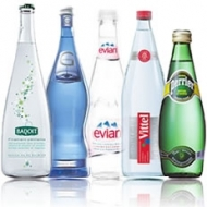 Badoit / Evian / Perrier