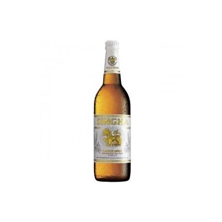 """Bière thaïlandaise """"Singha"""""""