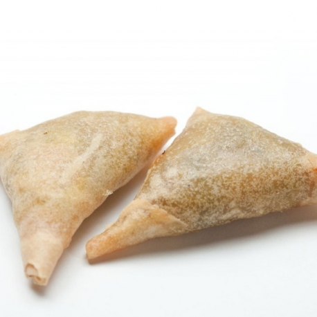 Samoussa au boeuf (2 pièces)