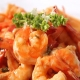 Crevettes piquante