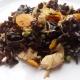 Poulet aux champignons noirs