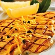 Filet de poulet au citron