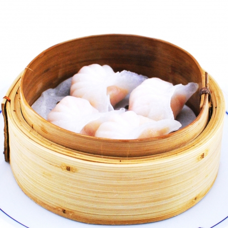 Raviolis aux crevettes (4 pièces)