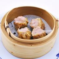Bouchées au porc (4 pièces)